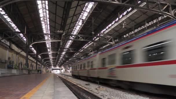 Train rapide — Vidéo