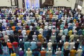 Tarawih Prayers — Stock Photo