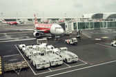 Air Asia Boarding — Stock Photo