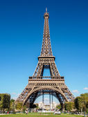 Eiffle tower — Stock Photo