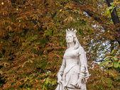 Einzelne statue — Stockfoto