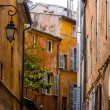 Old town in Aix — Stock Photo