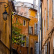 Stock Photo: Old town in Aix