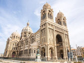 Marseille Cathedral — Stock Photo