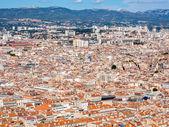 Marseille city — Stock Photo