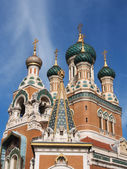 Russian Church — 图库照片