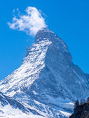 Close up Matterhorn — Stock Photo