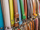 Belts — Stock Photo
