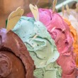 Ice cream gelato — Stock Photo #43597083