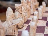 European style chess  — Stock Photo