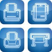 Computer parts — Foto de Stock