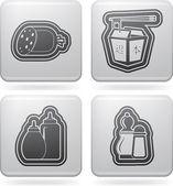 Drink & Food — Stock Photo