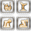 Industry Icons — Stock Photo #14064975