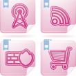 Stock Photo: Internet Icons