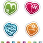 ������, ������: Valentines Hearts