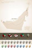 United Arab Emirates — Stock Photo