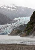 Blue Glacier — Stock Photo