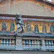 santa maria in trastevere — Stock Photo