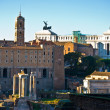 Forum Romanum — Stock Photo #14738901