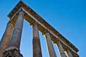 Forum romanum — Stockfoto