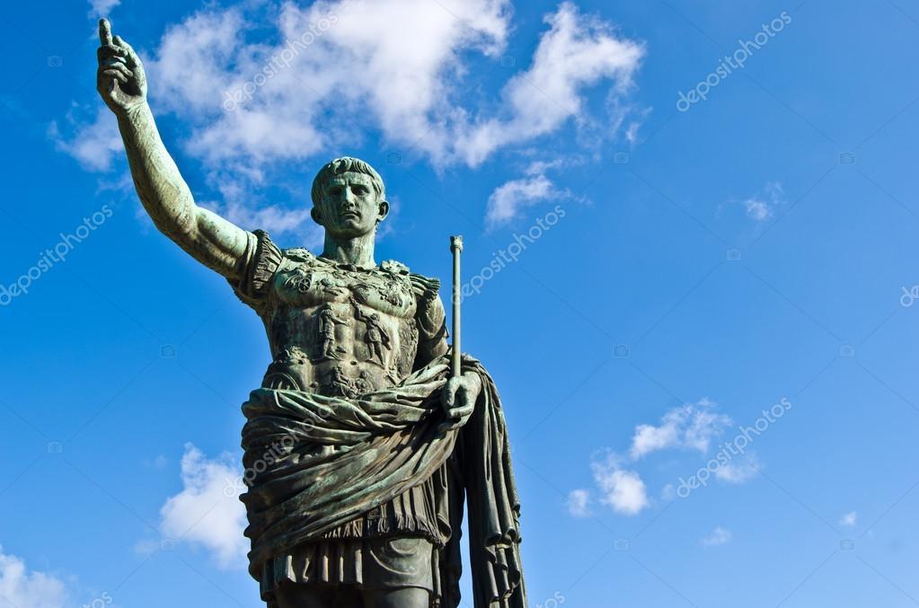 Juliusza Cezara Pomnik Cesarza Juliusza Cezara