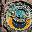 Astronomical clock — Stock Photo #20092733