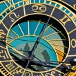 Stock Photo: Astronomical clock