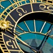 Astronomical clock — Stock Photo #20092793