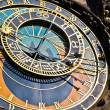 Astronomical clock — Stock Photo #20092879