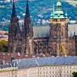Royalty-Free Stock Photo: Castle of Prague