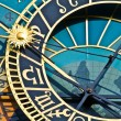 Astronomical clock — Stock Photo #21306505
