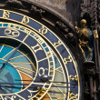 Astronomical clock — Stock Photo #21306595