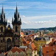 Cathedral in Prague — Stock Photo #21306667