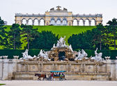 Gloriette — Stock Photo