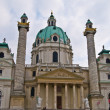 Karlskirche — Stock Photo #21710349