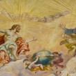 Biblical fresco — Stock Photo