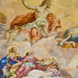 Biblical fresco — Photo