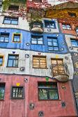 Hundertwasserhaus — Stock Photo