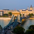View of Budapest — Stockfoto