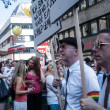 Gay Pride Parade Cologne — Stock Photo