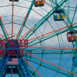 Wonder Wheel — Stock Photo