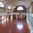Ellis Island — Stock Photo