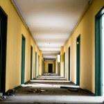Long corridor — Stock Photo #34997963
