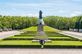 Soviet War Memorial — Stock Photo