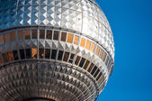 Fernsehturm — Stock Photo