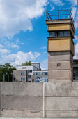 Berlin Wall Memorial — Stock Photo