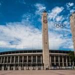 Olympic Stadium Berlin — Stock Photo #39811167