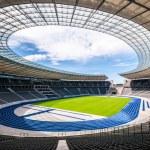 Olympic Stadium Berlin — Stock Photo