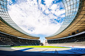 Olympic Stadium Berlin — Stockfoto