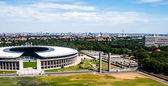 Olympic Stadium Berlin — Stock fotografie